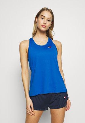 TANK FLAG - Treningsskjorter - princess blue