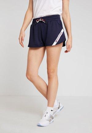SHORTS - Short de sport - navy