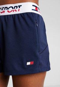 Tommy Sport - Korte broeken - sport navy - 3