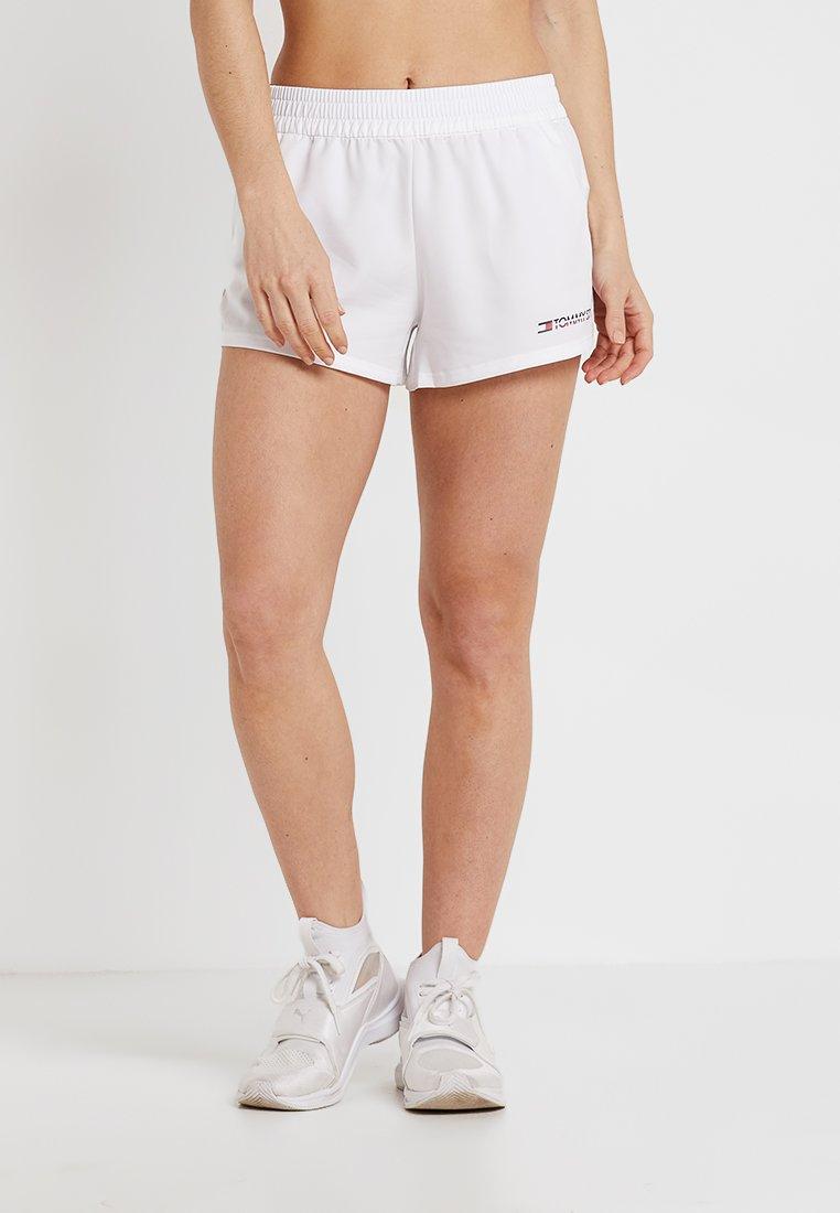 Tommy Sport - SHORT - kurze Sporthose - white