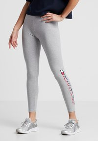 Tommy Sport - Leggings - grey heather - 0