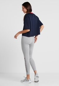 Tommy Sport - Leggings - grey heather