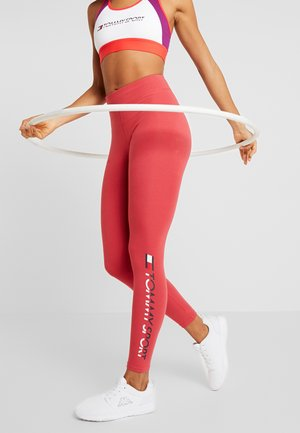 Legging - red