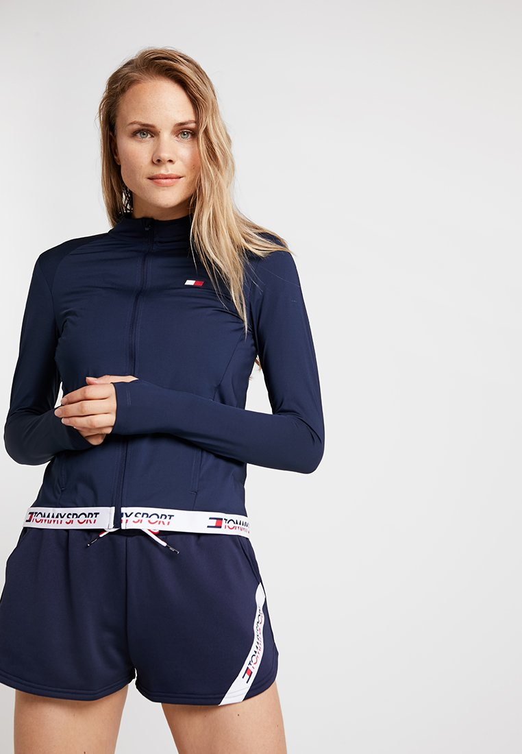 Tommy Sport - JACKET - Trainingsjacke - sport navy