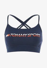 Tommy Sport - BRALETTE - Sport BH -  navy - 4