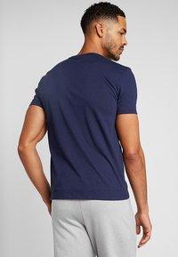 Tommy Sport - LOGO DRIVER - T-shirt imprimé - navy - 2