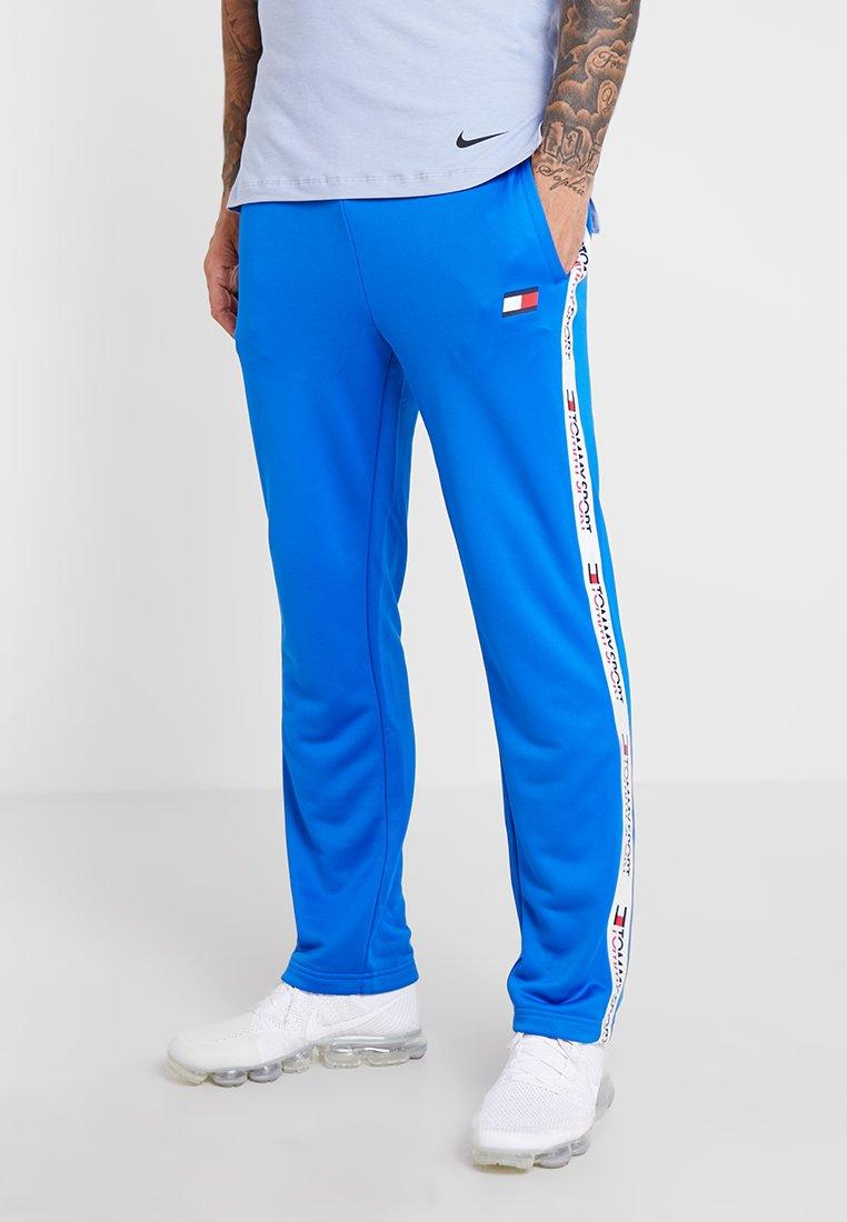 Tommy Sport - TRACK PANT TAPE - Træningsbukser - princess blue