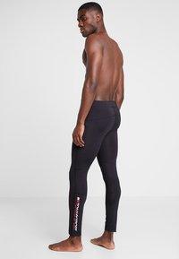 Tommy Sport - LEGGINGS - Tights - black - 4