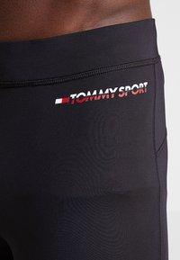 Tommy Sport - LEGGINGS - Tights - black - 6