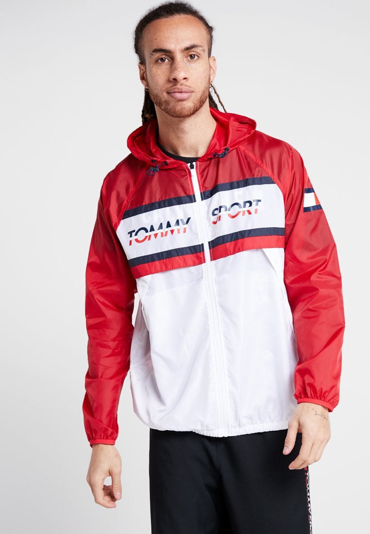 Tommy Sport - Windbreaker - true red