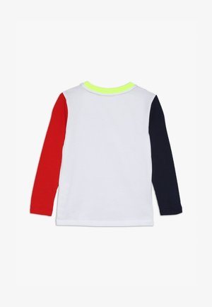 SPORT COLORBLOCK TEE  - T-shirt à manches longues - classic white