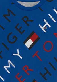 Tommy Hilfiger - SPORTS LOGO TEE - Print T-shirt - blue - 3