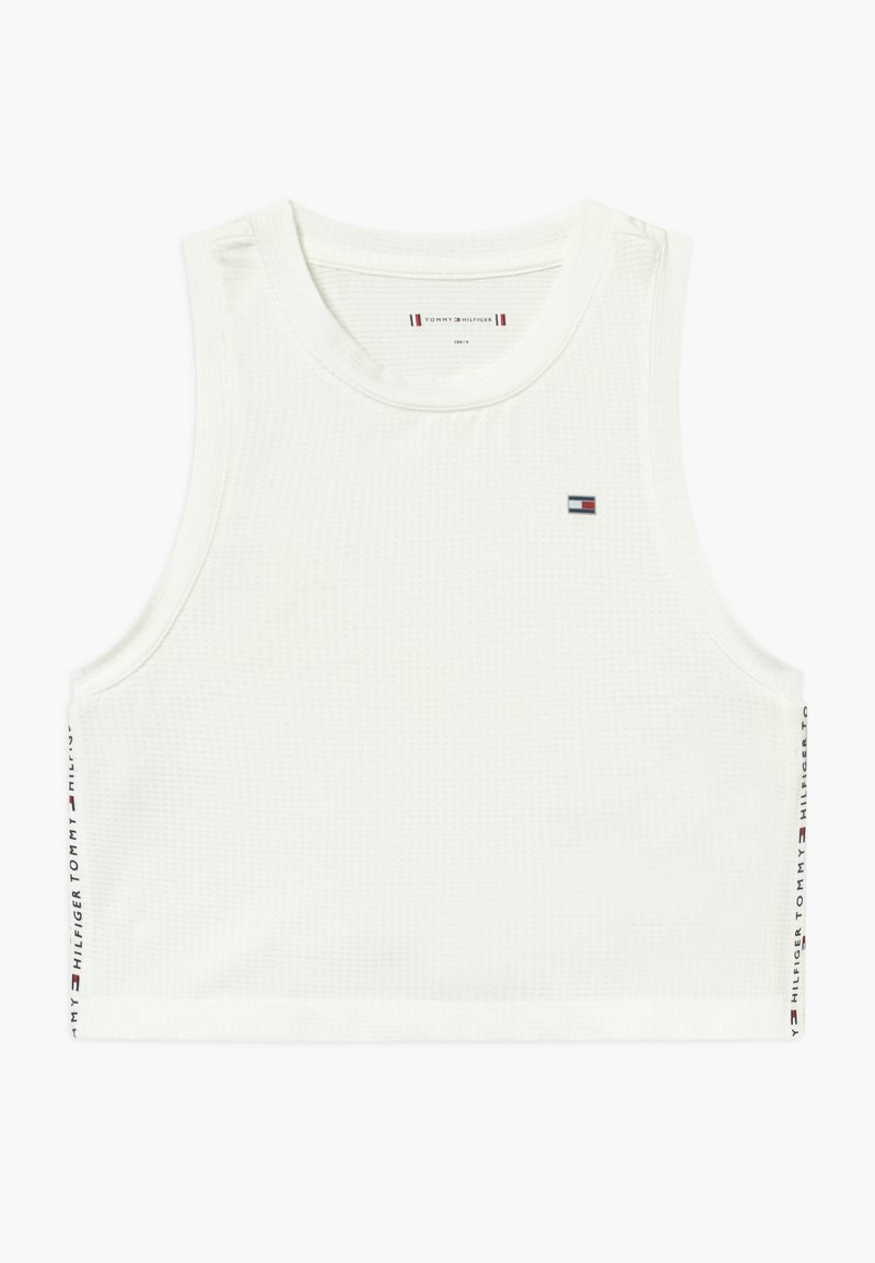 Tommy Hilfiger - SPORT  - Top - white