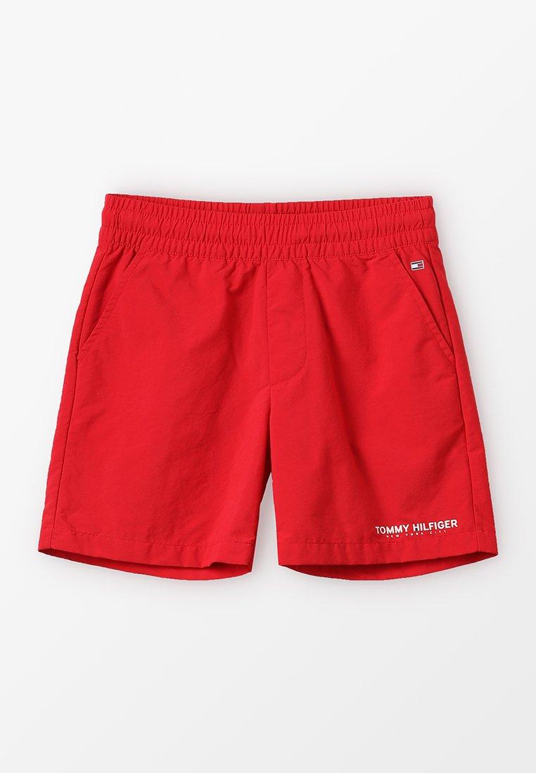 Tommy Hilfiger - SHORT - Pantalón corto de deporte - true red