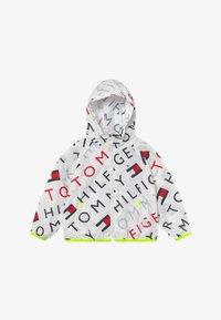 Tommy Hilfiger - SPORT PRINTED - Cortaviento - white - 2