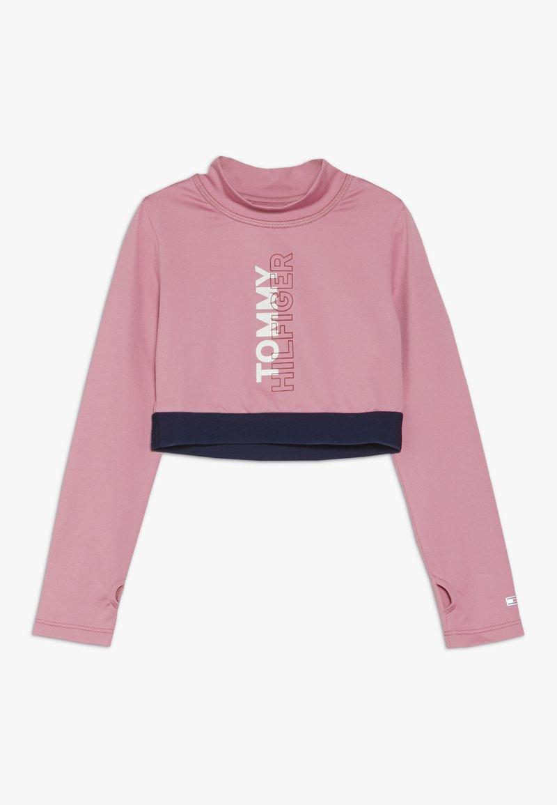 Tommy Hilfiger - SPORT CROPPED LOGO  - Camiseta de manga larga - cashmere rose