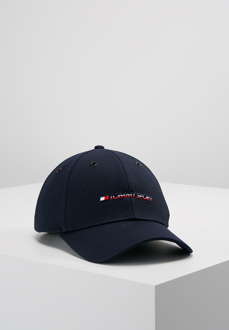 Tommy Sport - CORE BASIC - Gorra - corporate
