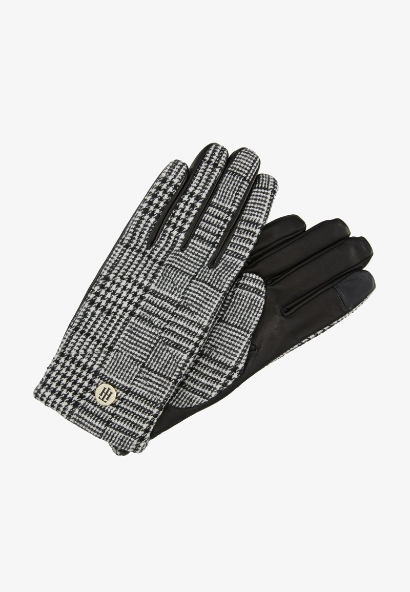 Tommy Hilfiger - GLOVES - Gants - black