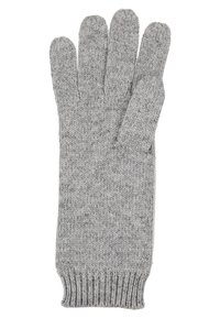 Tommy Hilfiger - FLAG KNIT GLOVES - Gants - grey - 3