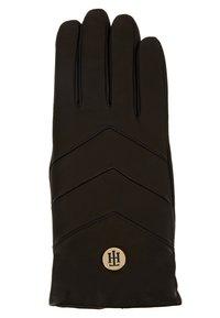 Tommy Hilfiger - GLOVES - Gloves - black - 0