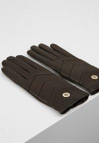 Tommy Hilfiger - GLOVES - Gloves - black - 2