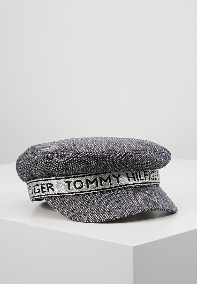 Tommy Hilfiger - BAKER BOY - Lippalakki - blue