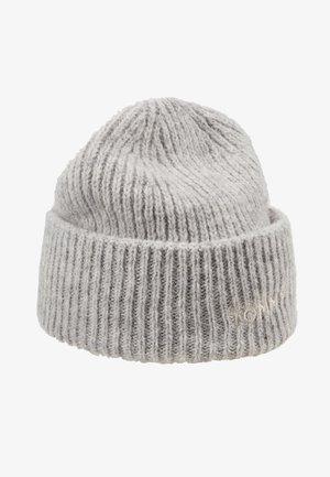 EFFORTLESS BEANIE - Bonnet - grey