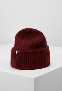 Tommy Hilfiger - EFFORTLESS BEANIE - Čepice - red - 2