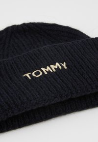 Tommy Hilfiger - EFFORTLESS BEANIE - Bonnet - blue - 4