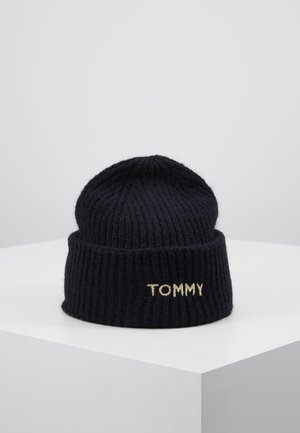 EFFORTLESS BEANIE - Muts - blue