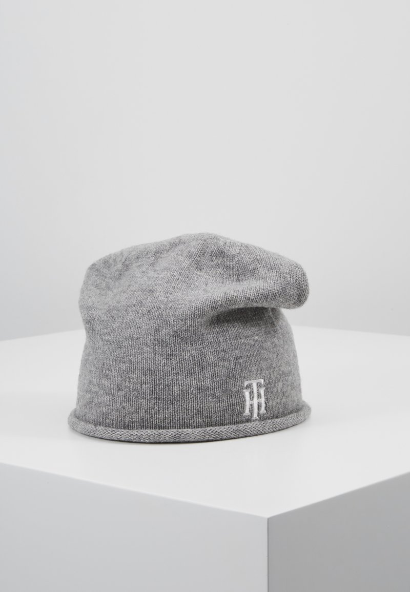 Tommy Hilfiger - MIX BEANIE - Beanie - grey