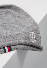 Tommy Hilfiger - MIX BEANIE - Beanie - grey - 4