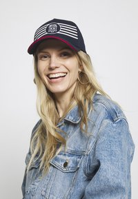 Tommy Hilfiger - POPPY BRETON STRIPES  - Cap - blue - 1