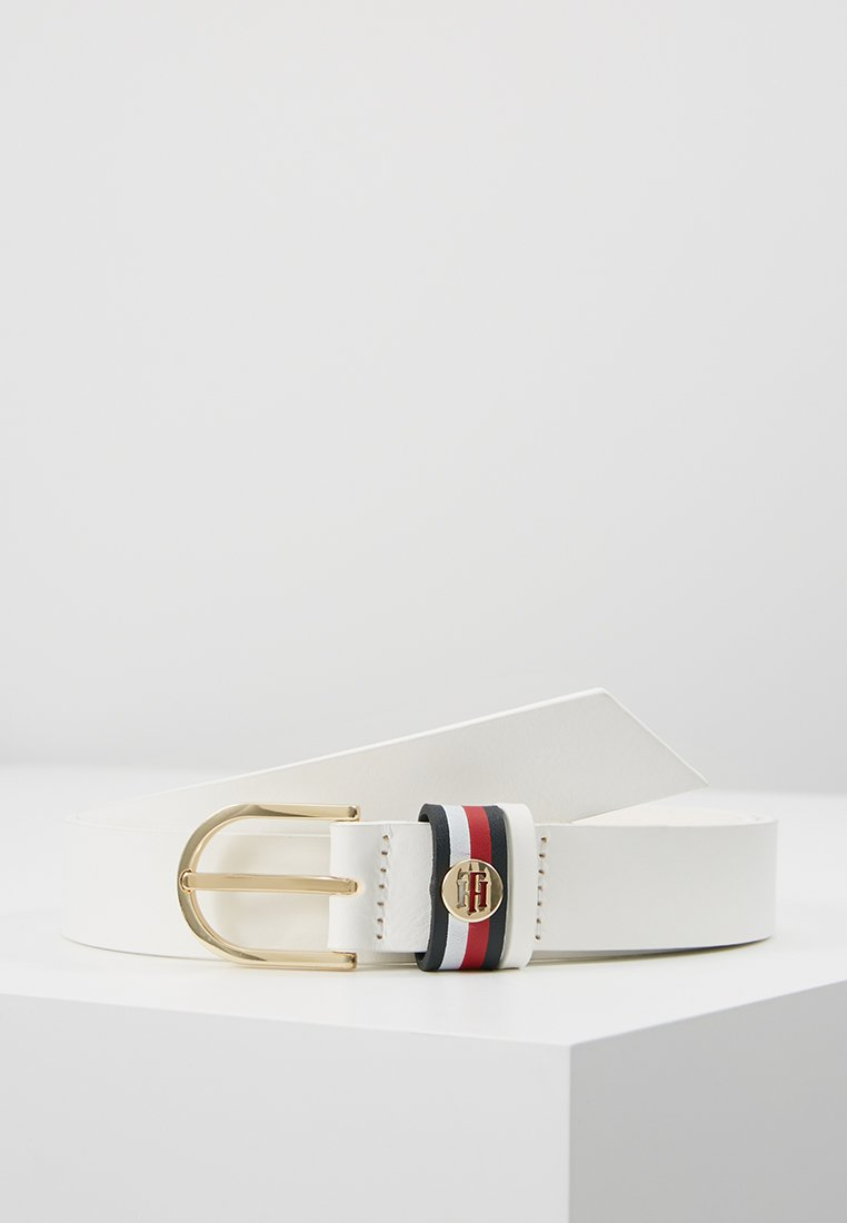 Tommy Hilfiger - CLASSIC BELT - Pásek - white