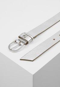 Tommy Hilfiger - CLASSIC BELT - Ceinture - silver - 2