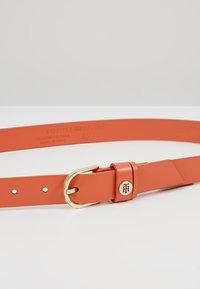 Tommy Hilfiger - CLASSIC BELT - Belt - orange - 4