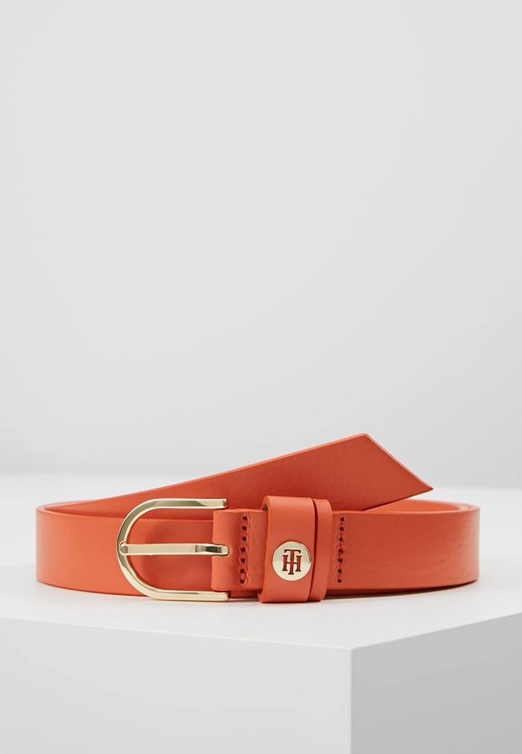 Tommy Hilfiger - CLASSIC BELT - Belt - orange