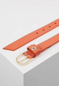Tommy Hilfiger - CLASSIC BELT - Belt - orange - 2