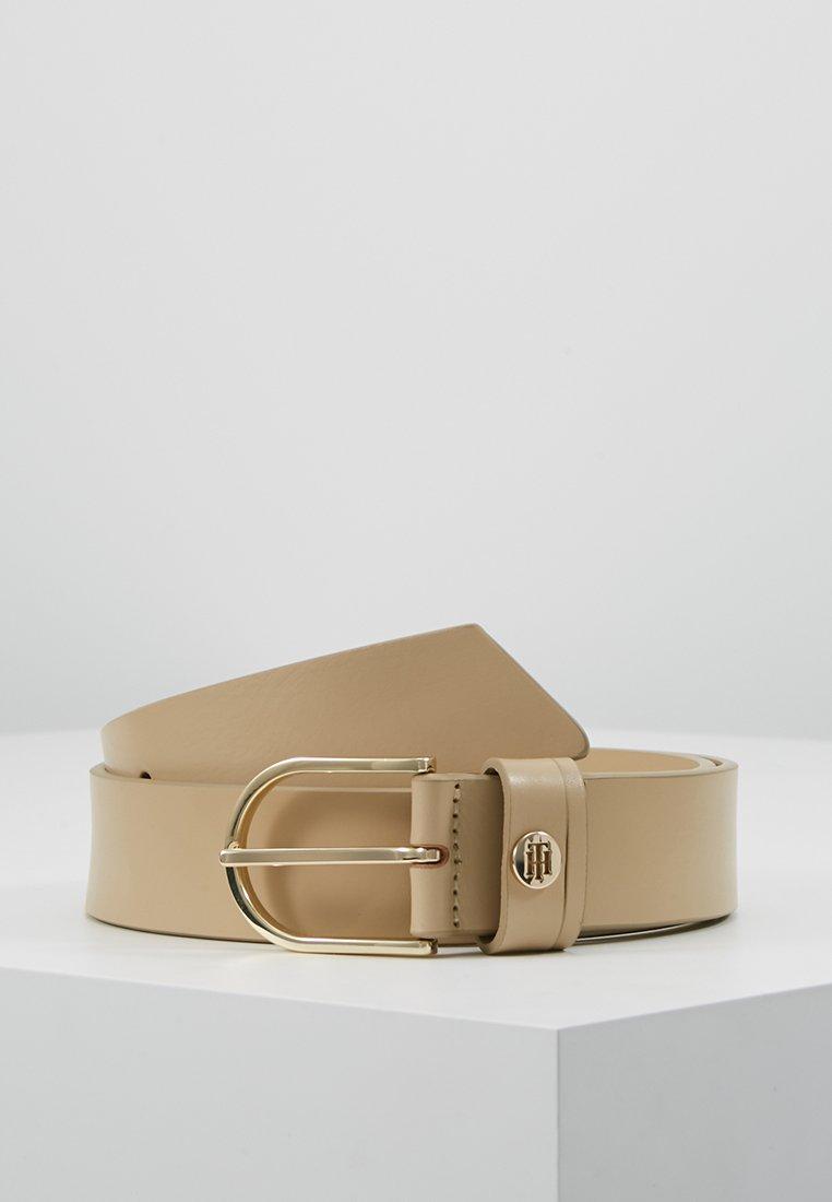 Tommy Hilfiger - CLASSIC BELT - Cinturón - beige