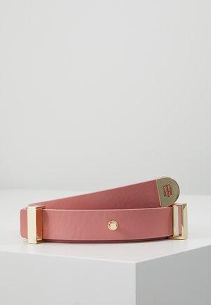 MODERN HARDWARE BELT - Gürtel - pink