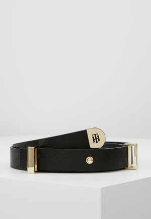 MODERN HARDWARE BELT - Pásek - black