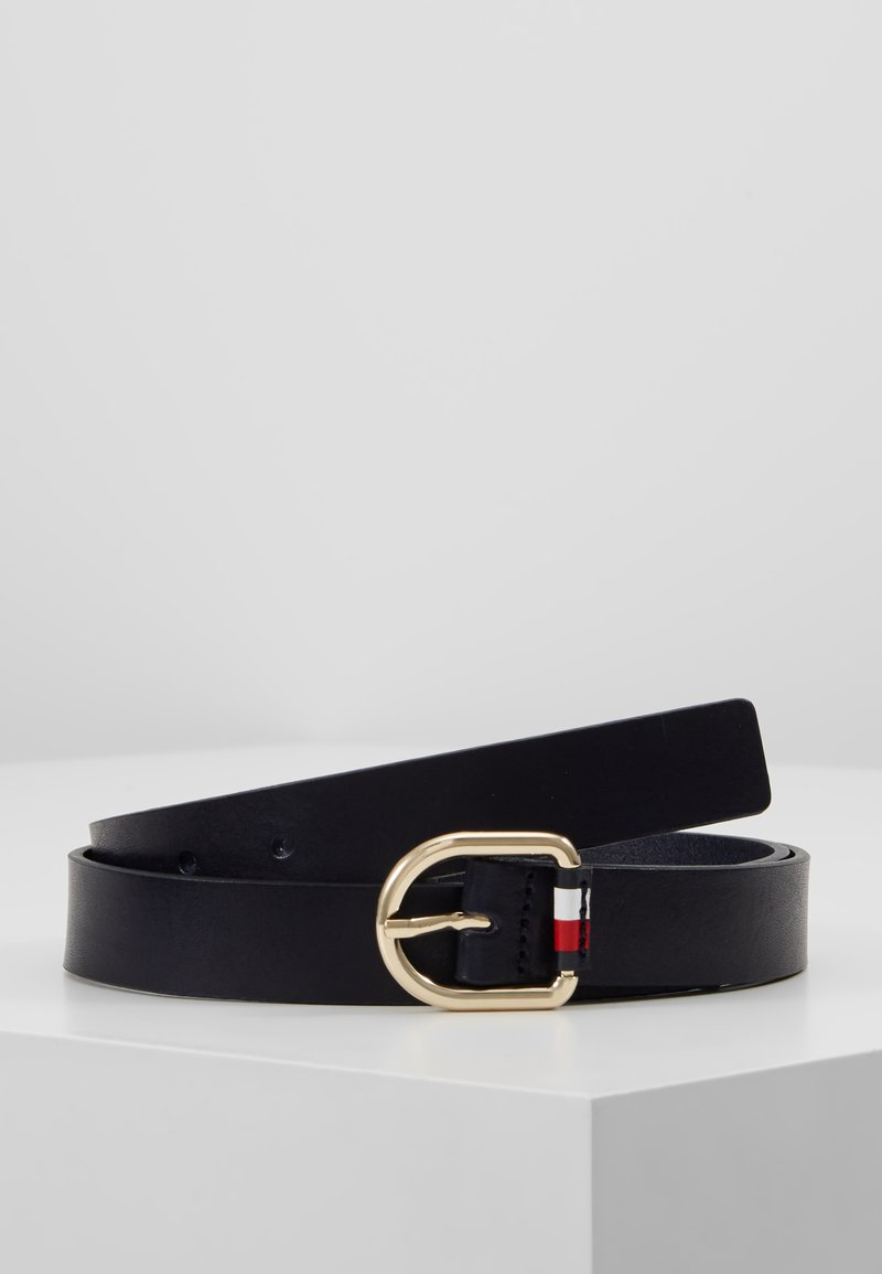 Tommy Hilfiger - CORPORATE BELT - Pasek - blue