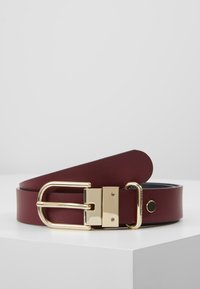 Tommy Hilfiger - NEW FANCY REVERSIBLE BELT - Belte - blue - 4