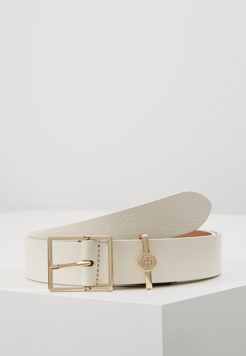 Tommy Hilfiger - DRESSY BELT - Belt - beige