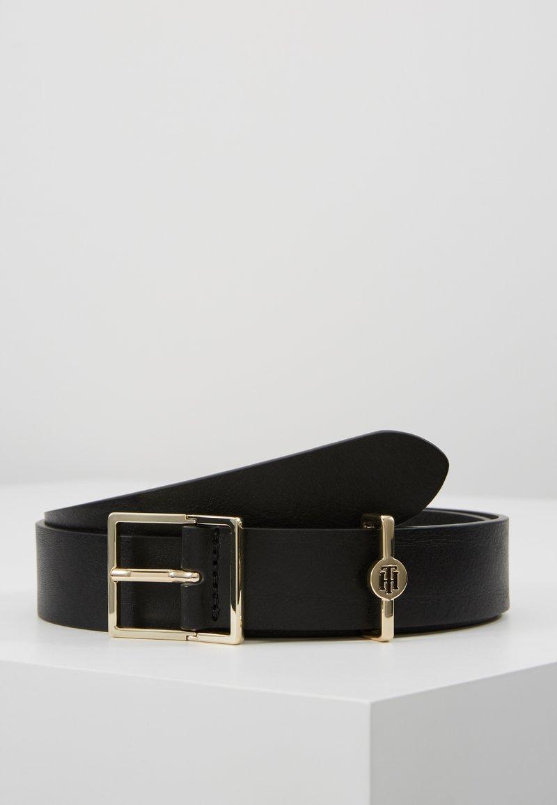 Tommy Hilfiger - DRESSY BELT - Belt - black