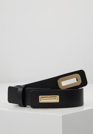 TURNLOCK WAIST BELT - Belt - black