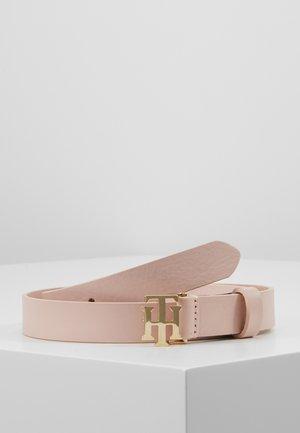 INTERLOCK BELT - Cinturón - pink
