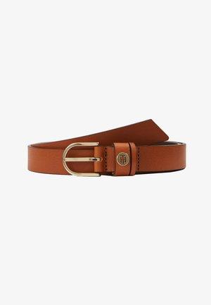 CLASSIC BELT - Pásek - brown