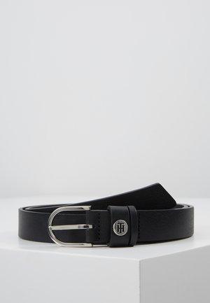 CLASSIC BELT - Cinturón - black