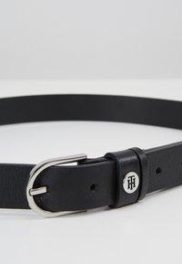 Tommy Hilfiger - CLASSIC BELT - Belt - black - 4